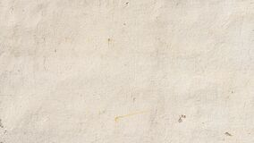 Free Beige Painted Wall Texture Stock Photography - 184912082