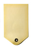 Beige Paper Gift Tag