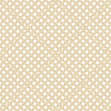 Beige paper lattice. abstract seamless Monochrome pattern. geometric background with shadow. Repeating structure. Vector Stock Images