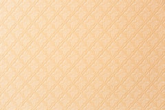 Beige paper. Seamless  texture background Royalty Free Stock Images