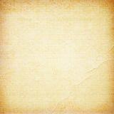 Beige paper texture. Vintage retro crumpled beige paper texture Royalty Free Stock Image