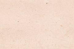 Beige Pappnahtloses Foto für Hintergrundbeschaffenheit Lizenzfreies Stockfoto