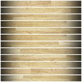 Beige parquet backdrop Stock Photography