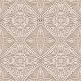 Beige pattern Royalty Free Stock Image