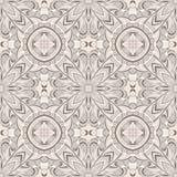 Beige pattern Royalty Free Stock Image