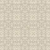 Beige pattern Stock Photography