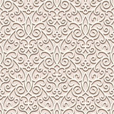 Beige pattern Stock Photos