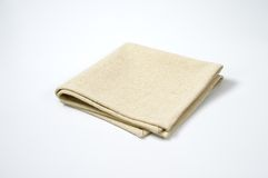 Beige place mat Stock Photo