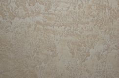 beige plaster Royalty Free Stock Photos