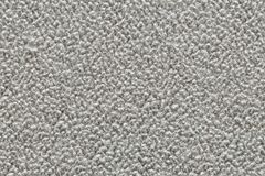 Beige polar fleece fabric texture close up Stock Images
