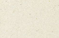 Beige recycled horizontal note paper texture, light background. royalty free stock images