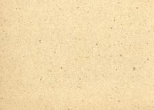 Beige recycled paper Royalty Free Stock Photo
