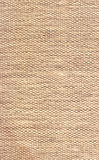 Beige Rug Texture Royalty Free Stock Photos