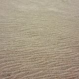 Beige sand Royalty Free Stock Photos
