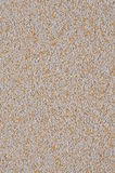Beige sand wall texture Royalty Free Stock Photos