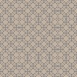 Beige seamless pattern with a geometric shapes. Beige seamless pattern with geometric shapes royalty free illustration