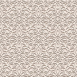 Beige seamless pattern Stock Photo
