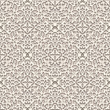 Beige seamless pattern Royalty Free Stock Images