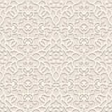Beige seamless pattern Stock Photo