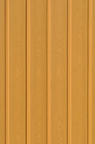 Beige siding texture. Plastic siding panel in beige color which can be used as background Stock Photo