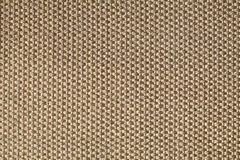 Beige sofa texture Stock Images
