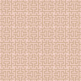 Beige Squares Modern Seamless Pattern. Stock Photography