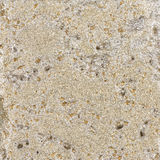 Beige stone with gold patina Stock Photo
