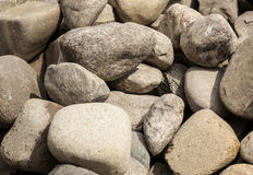 Beige stone Stock Images