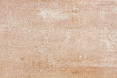 Beige stone plate with grain royalty free stock photography
