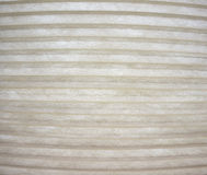 Beige striped pattern Stock Photography