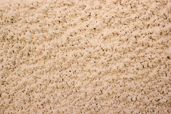 Beige structural wallpaper Royalty Free Stock Image