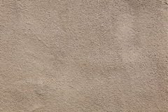 Beige stucco wall. Background texture.  Royalty Free Stock Photos