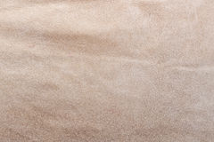 Beige suede background Stock Photography