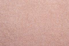 Beige suede texture background Stock Image
