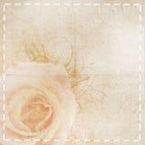 beige tappningbröllop för bakgrund royaltyfria bilder