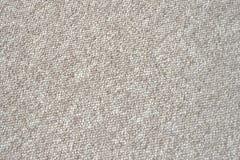 Beige Teppich Stockfoto