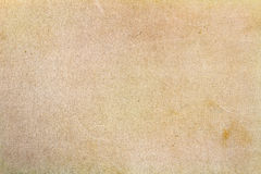 Beige textile texture with dirty spots. Abstract background Royalty Free Stock Image