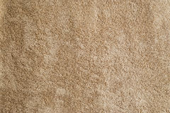 Beige texture of terry towels Royalty Free Stock Image