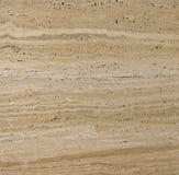 Beige textured travertine Royalty Free Stock Photo