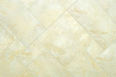 Beige tiles Royalty Free Stock Image