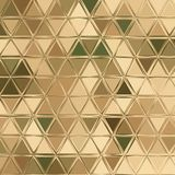 Beige triangle camouflage pattern in pastel colors : green, khaki, brown, ivory. Triangle camouflage pattern in pastel colors : green, khaki, brown, ivory Stock Images
