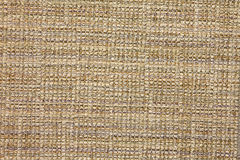 Beige Tweed Fabric Background Stock Photos