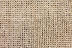 Beige Tweed-Gewebe-Muster Stockfotografie