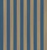 Beige und blaue gestreifte Tapete der Beschaffenheit Lizenzfreies Stockfoto