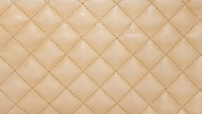 Beige upholstery Royalty Free Stock Images