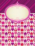 Beige valentine background,  Stock Photos