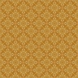 Beige vector geometric seamless pattern Stock Images
