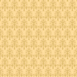 Beige vegetable seamless pattern Stock Images