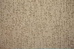 Beige wall background Stock Photography