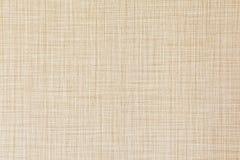 beige wallpaper Royaltyfria Bilder